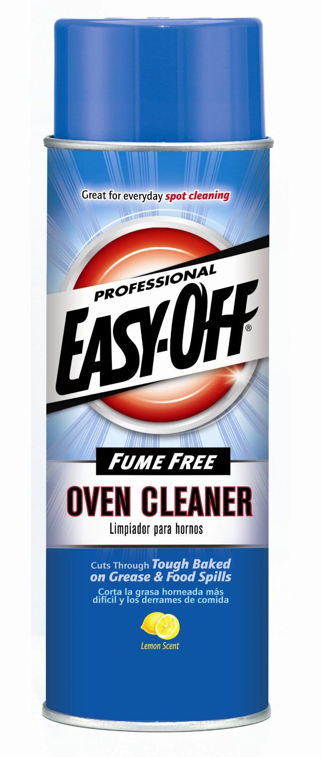 Easy Off Stove Top Cleaner: Easy-Off Fume Free Max Oven Cleaner Review