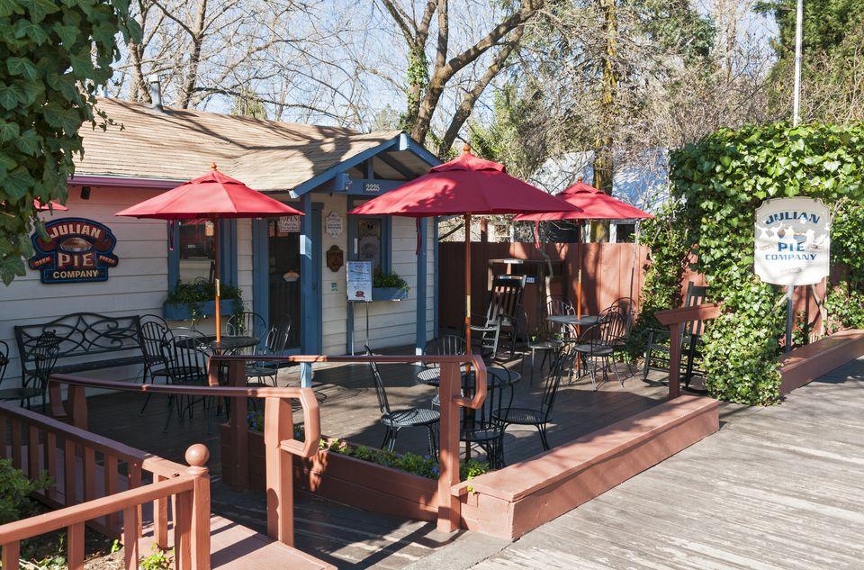 Julian Pie Company cafe restaurant