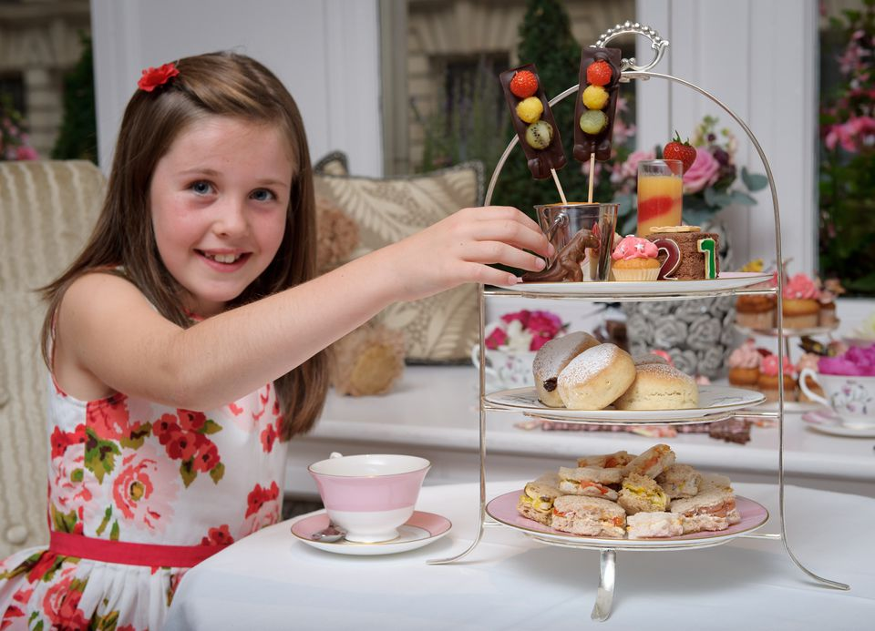 The Royal Horseguards Children's Afternoon Tea