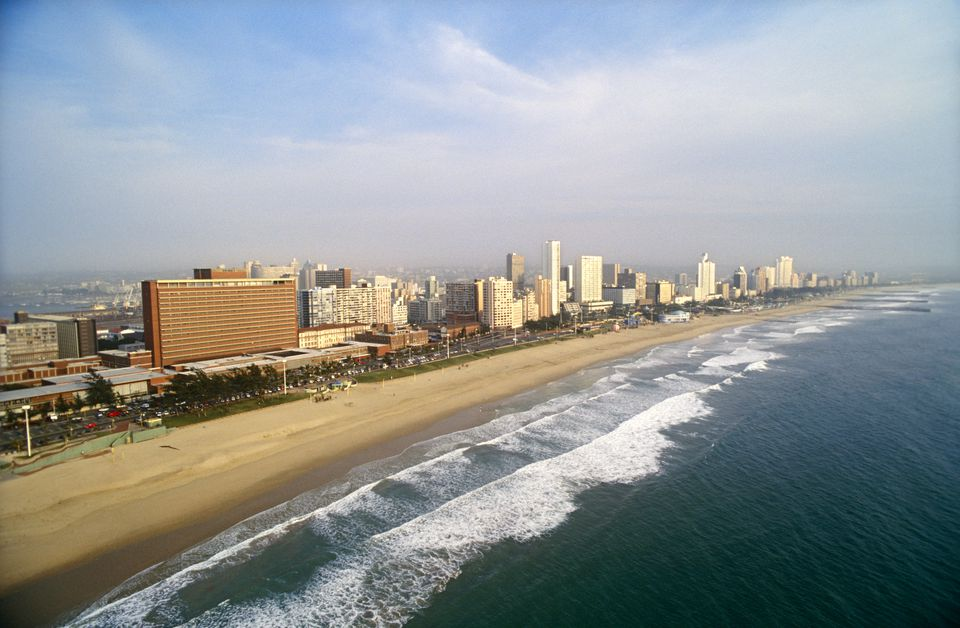 Charismatic Hotels on Durban's Golden Mile