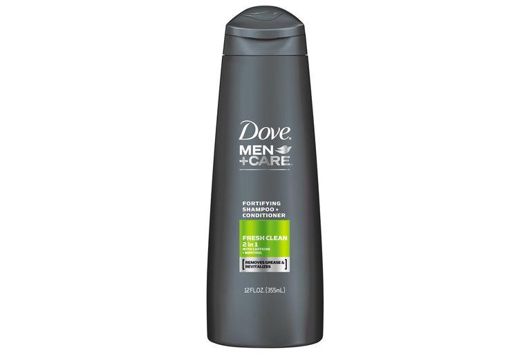 Dove Men+Care Fresh Clean 2 in 1 Shampoo and Conditioner