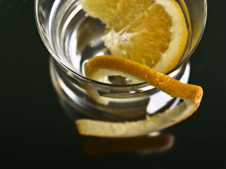 gluten-free vodka and orange