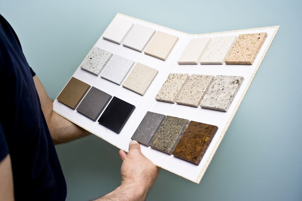 Counter Top samples