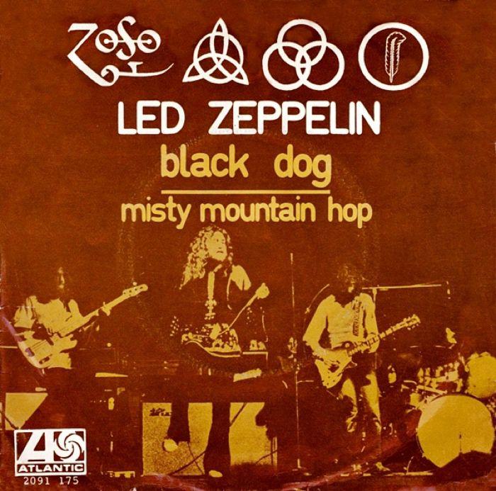 Led Zeppelin Black Dog Fleetwood Mac