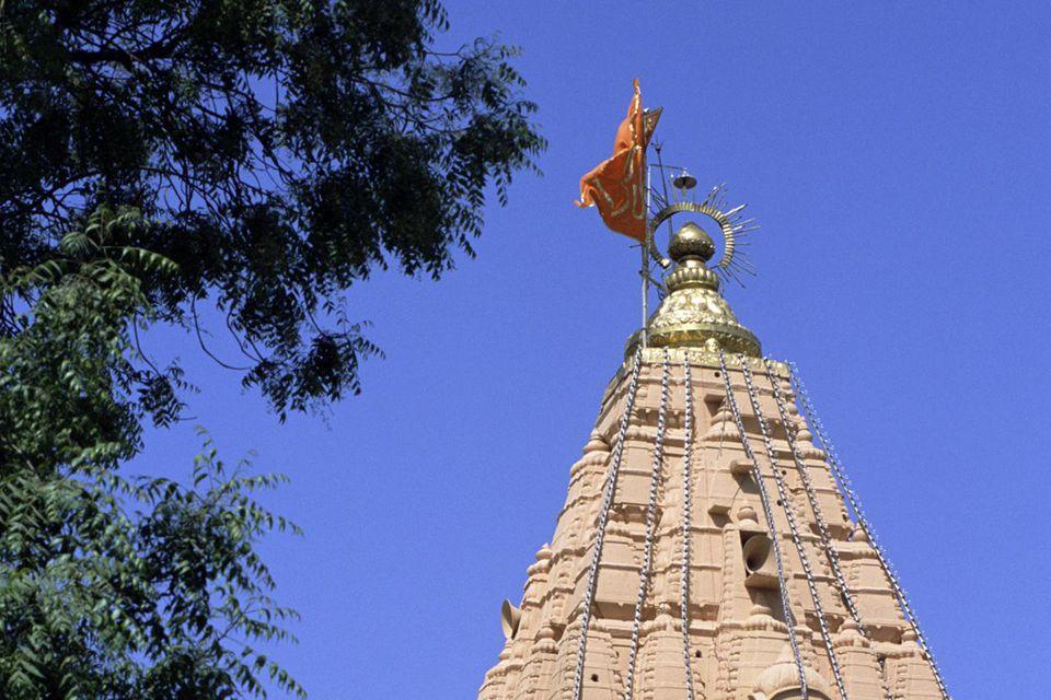 Mahakaleshwar Temple, India
