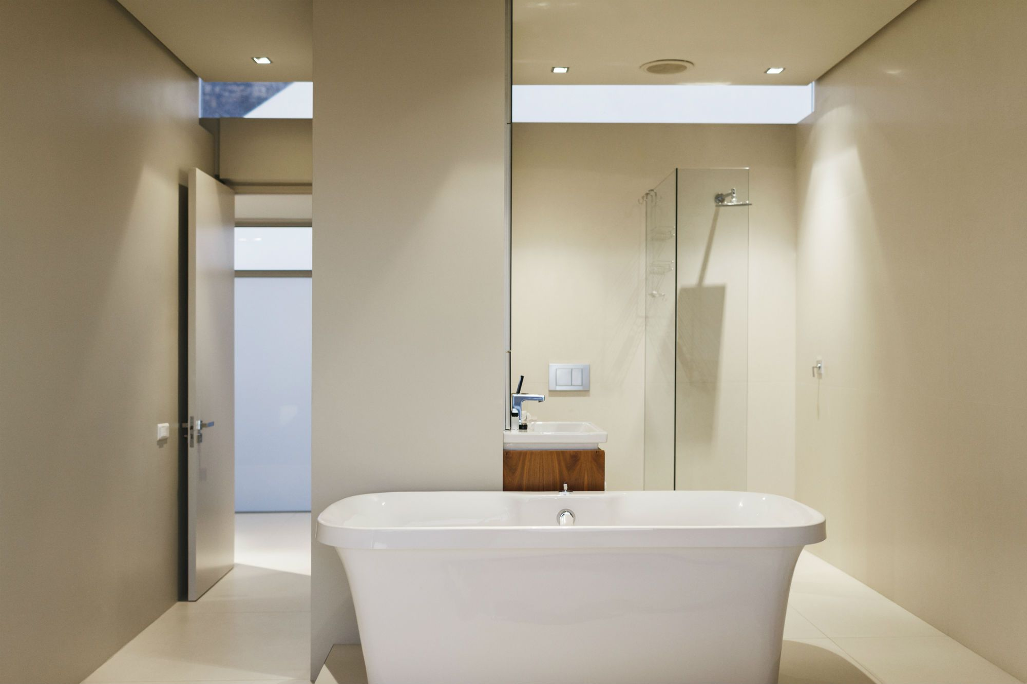 for interior pin frosted sliding minimalist designs in painted single looking decors wall bathroom nice white doors door