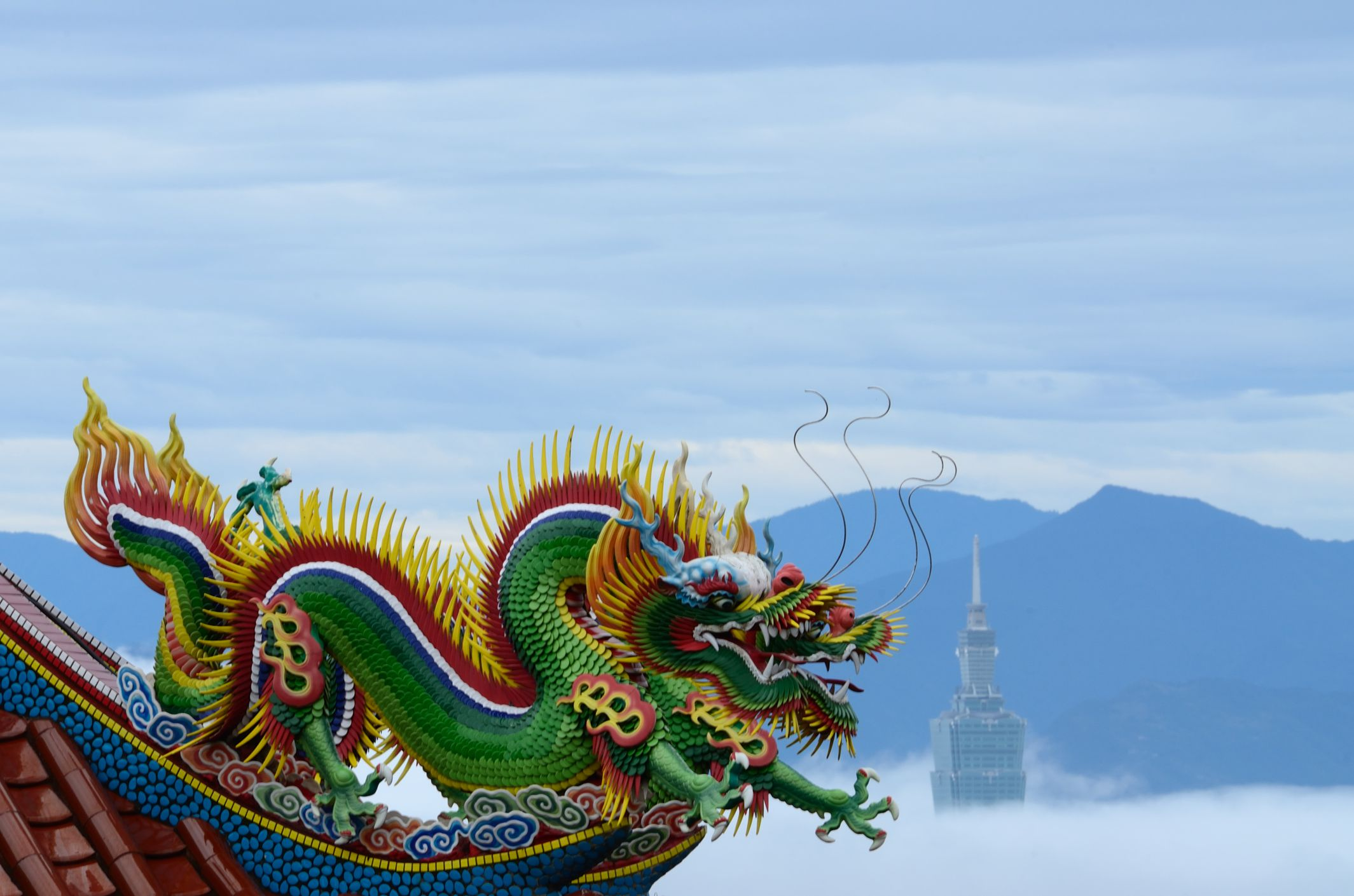 dragons in buddhist mythology art and literature