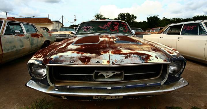 American Muscle Cars For Sale >> What to Look for When Buying a Classic Mustang