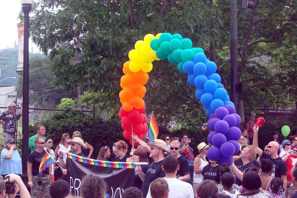 Scenes from Cincinnati Pride, June 13-14