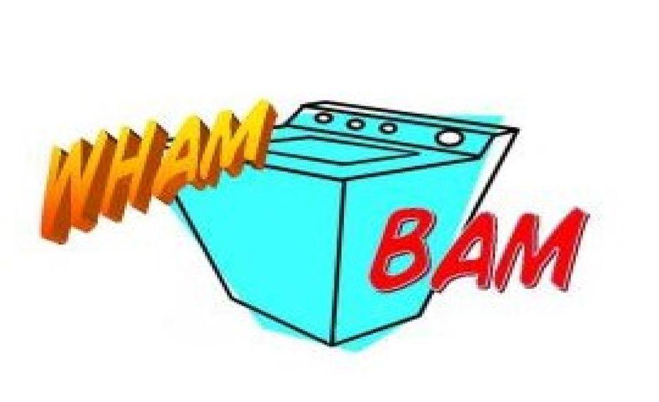 Vibrating Washer