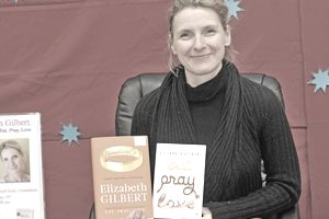 Elizabeth Gilbert Signs Copies Of 'Committed' - February 19, 2010