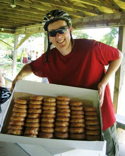 Tour de Donut Staunton ILL