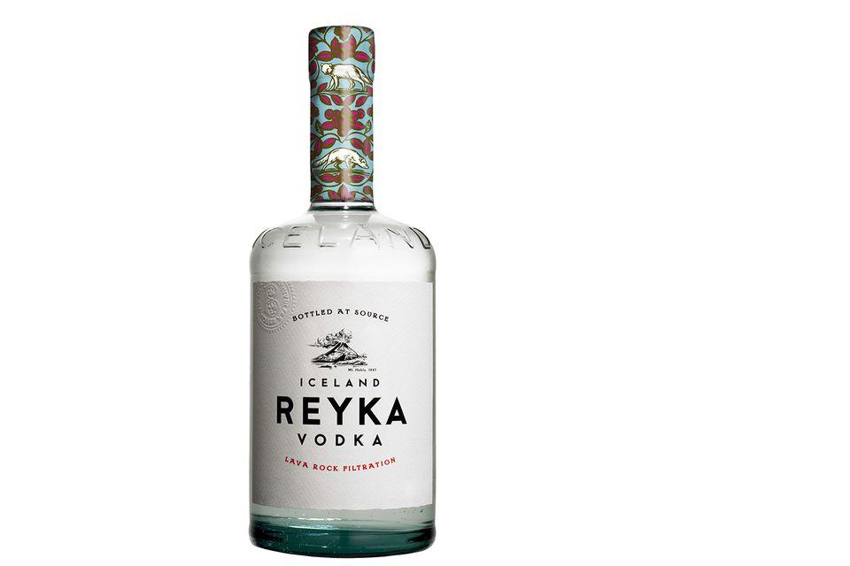 Reyka Icelandic Vodka