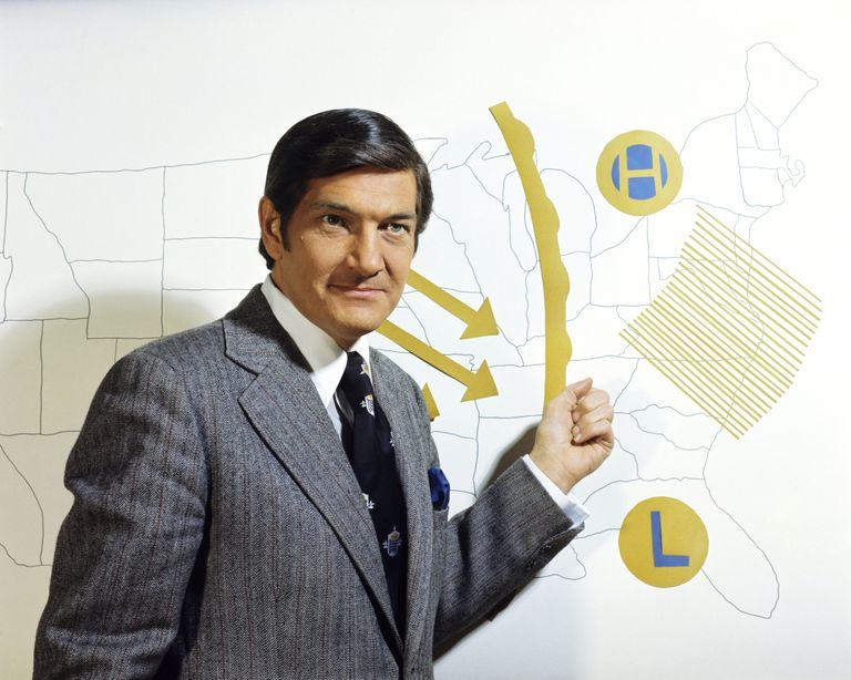 70's TV Weatherman