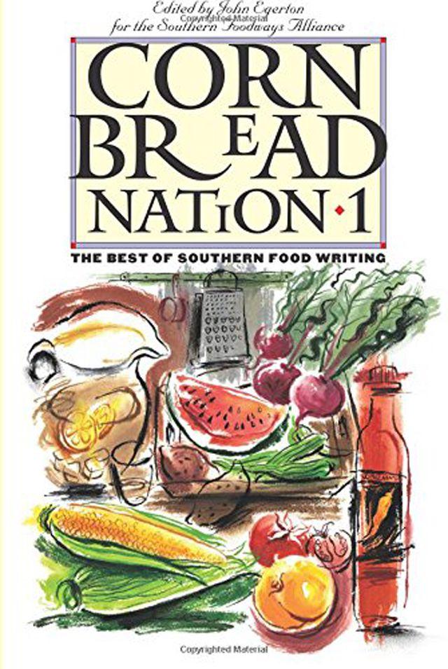 cornbread nation cookbook cover