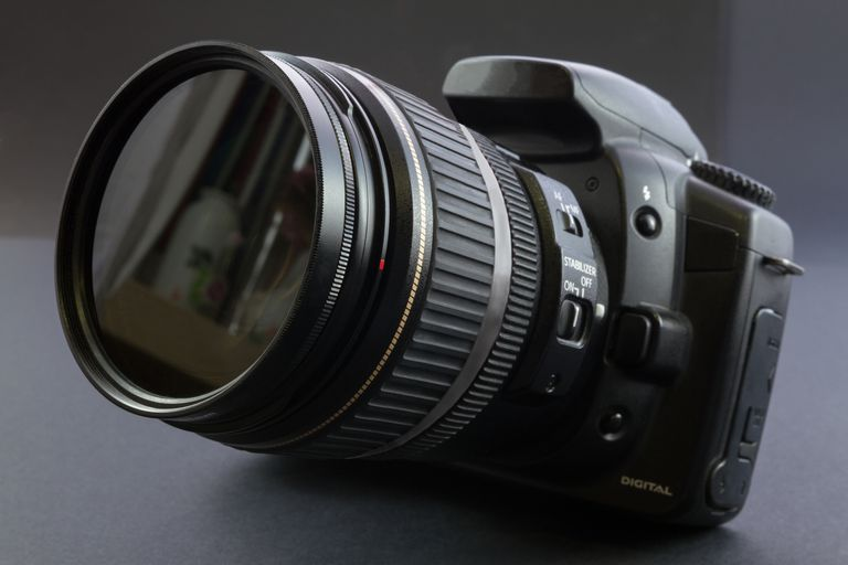 SLR camera