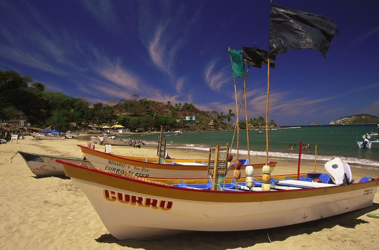 Playas de Rincón de Guayabitos