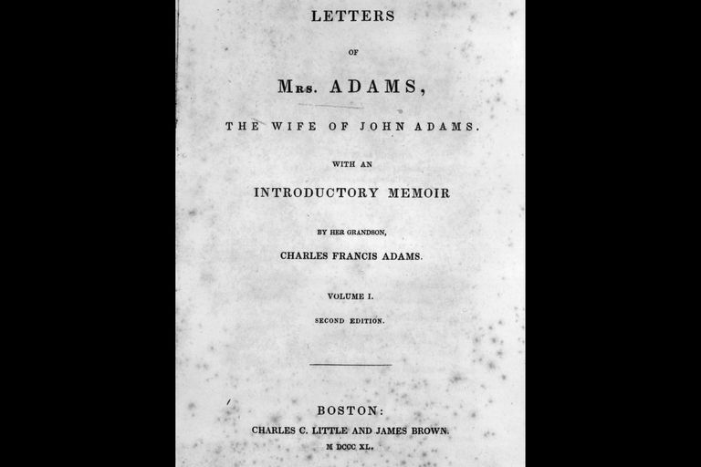 an introduction to the life of abigail adams