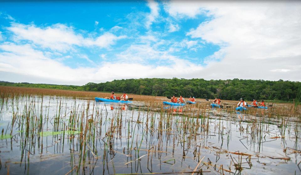 Explorean Kayak Excursion