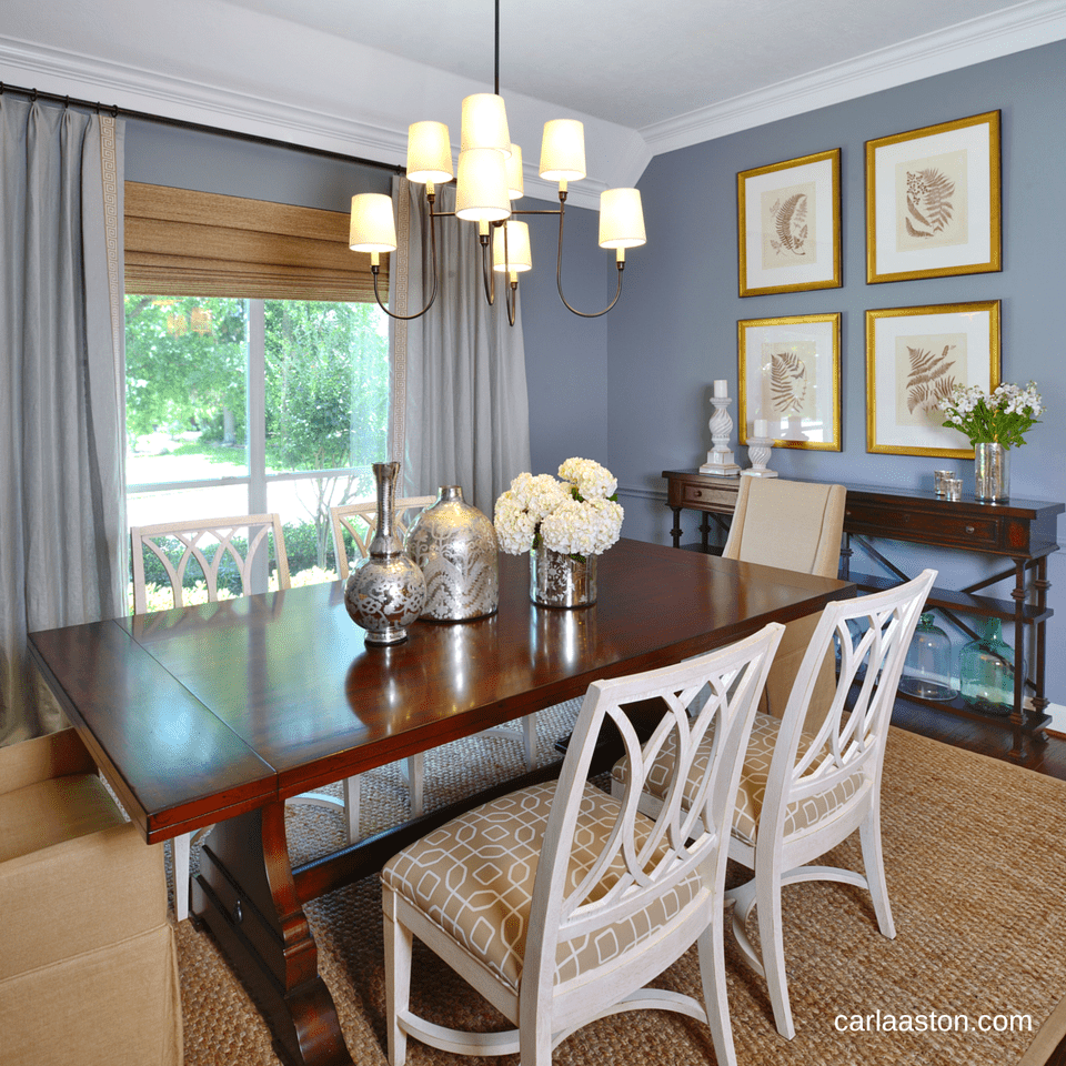 Living Room And Kitchen Stage By Synergy Staging: How To Furnish Your Home With Creative Home Staging Ideas