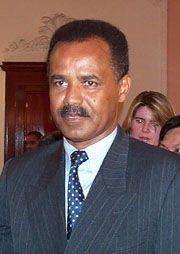 President Issayas Afeworki of Eritrea, © IRIN