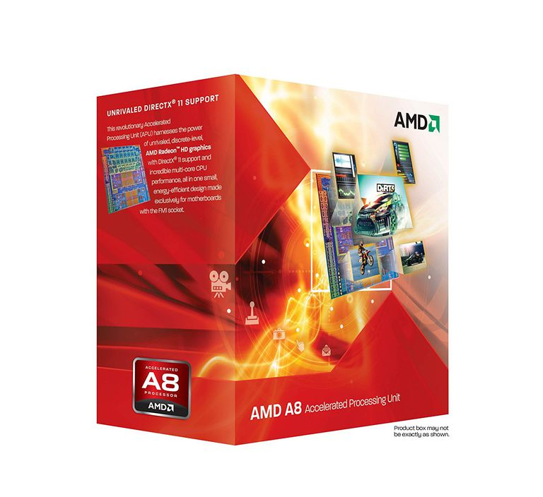 AMS A8-3850