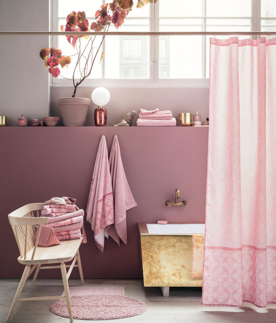 15 millennial pink accessories for your home for Accessories for the home