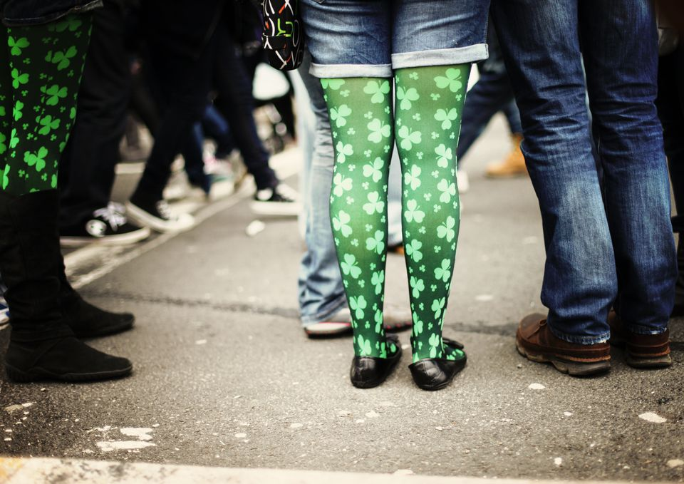 Saint Patrick's Day Celebrations, Ireland
