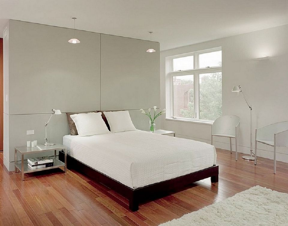 Contemporary style tends to be casual and clean.
