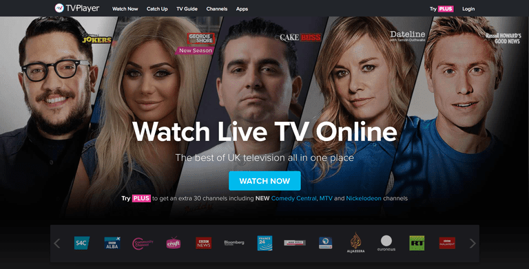 Watch Free TV Shows Online for Full Episodes