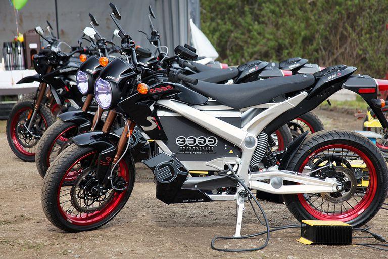Zero Electric Motorcycles