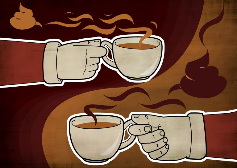 Caffeine in coffee is a natural stimulant, but it's not the only chemical in a cup of joe that affects your body.