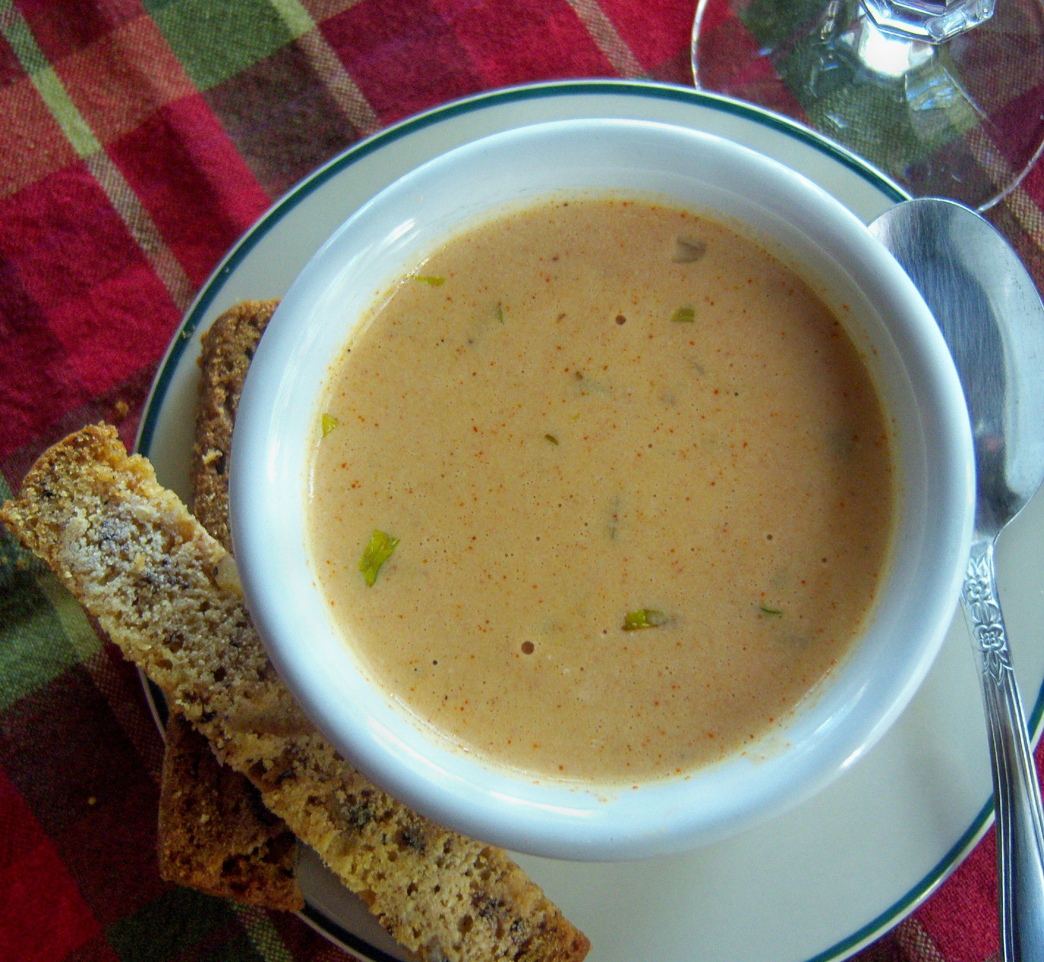 Lobster Bisque Recipes: Try This Easy Gluten-Free Lobster Bisque