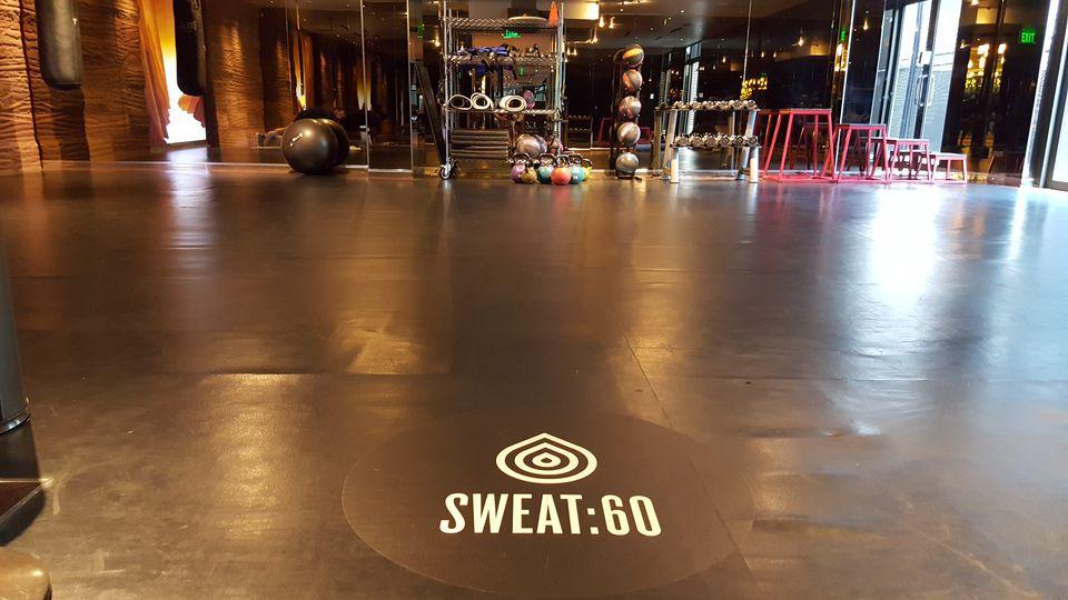 Sweat 60 at Cosmopolitan Las Vegas