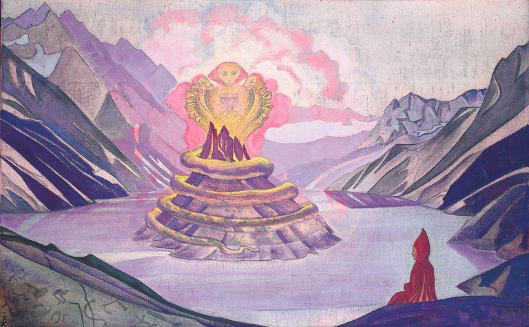 Nagarjuna Painting