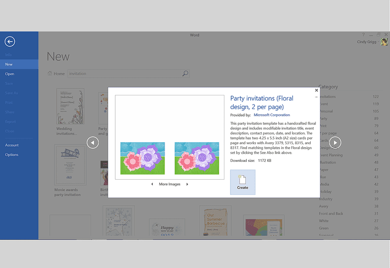 Find Free Spring Themed Templates For Microsoft Office