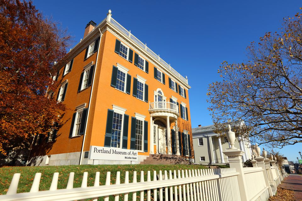 The top 16 things to do in portland maine for Portland art museum maine