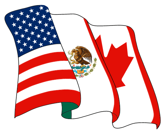 The history of us free trade agreements symbol of the north american free trade agreement nafta platinumwayz