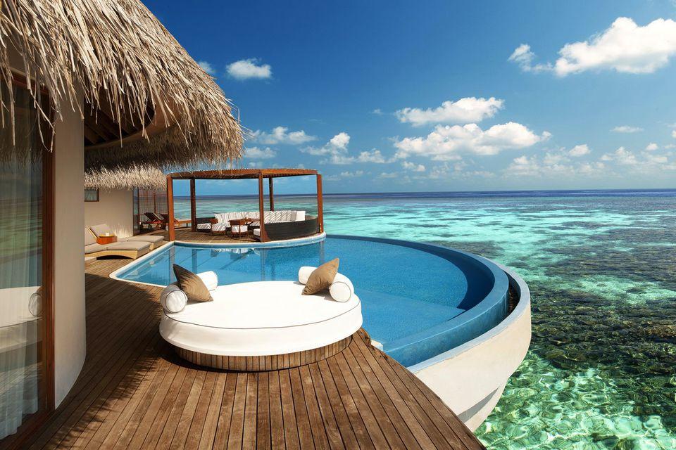 W Maldives.