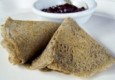 Gluten-Free Buckwheat Crepes Recipe Image Teri Gruss