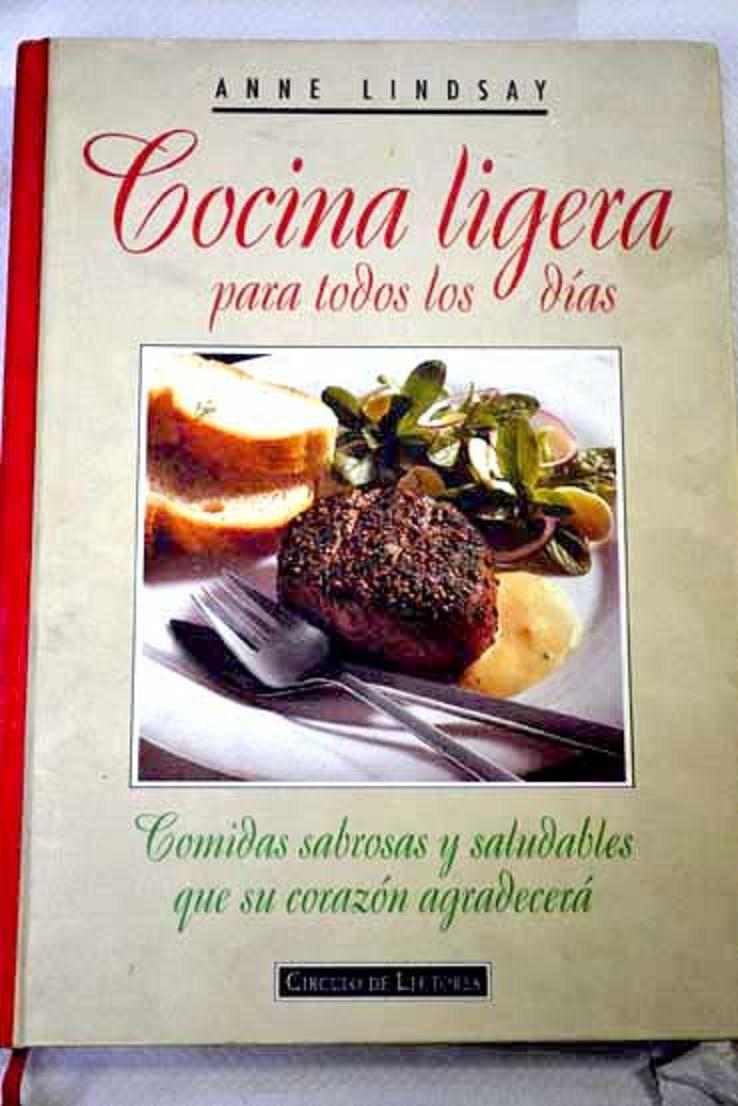 5 libros de cocina ligera y saludable recomendados