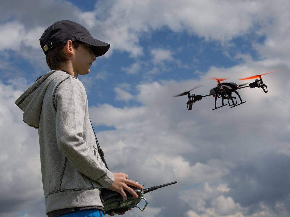 The Best Toy Drones For Kids To Fly