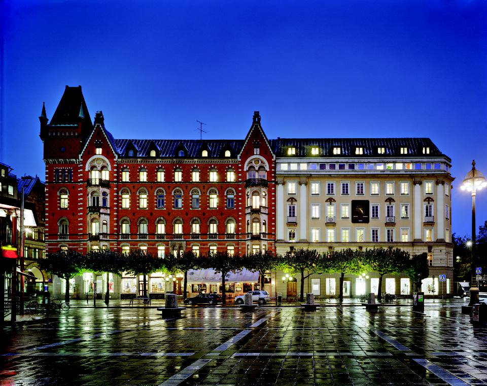 Nobis Hotel in Stockholm Sweden
