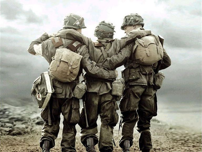 Band of Brothers still