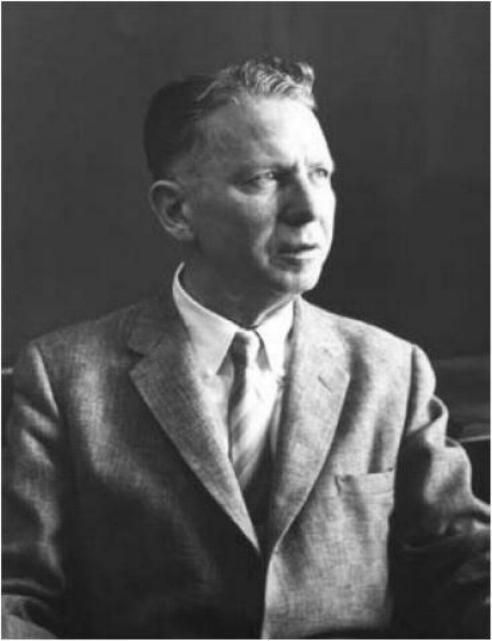 Writer Jack Alexander