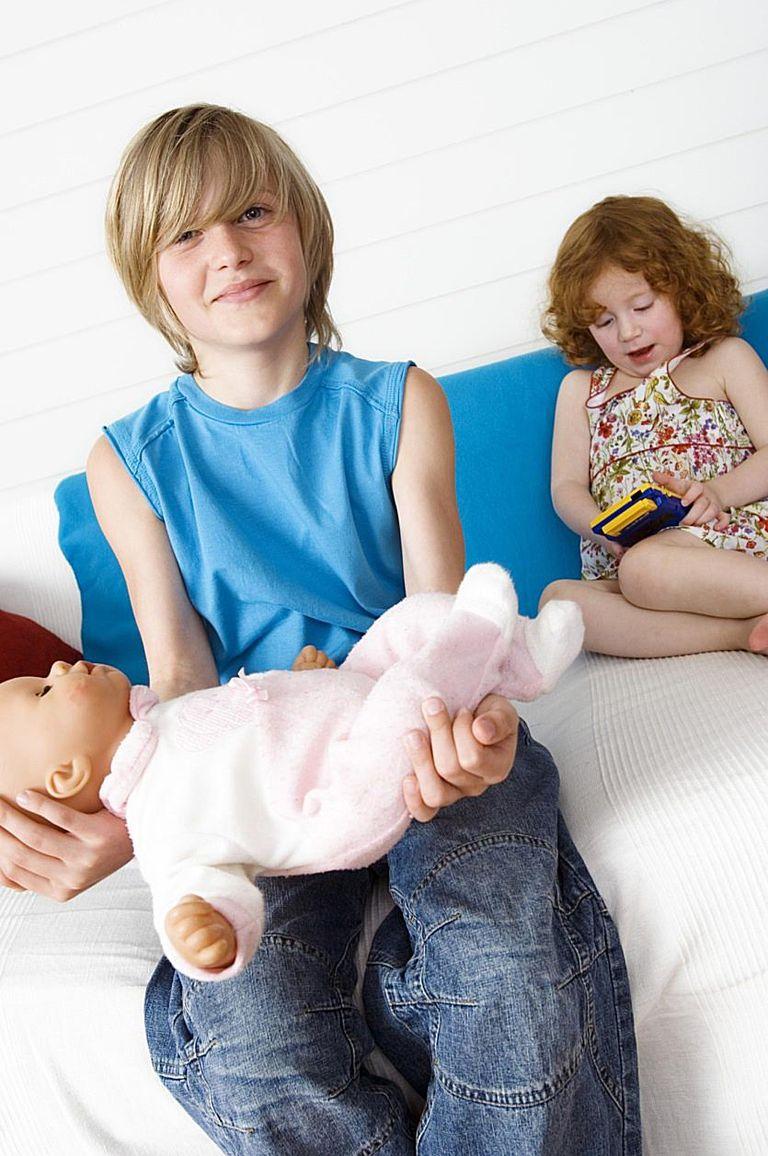 No discrimines a tus hijos