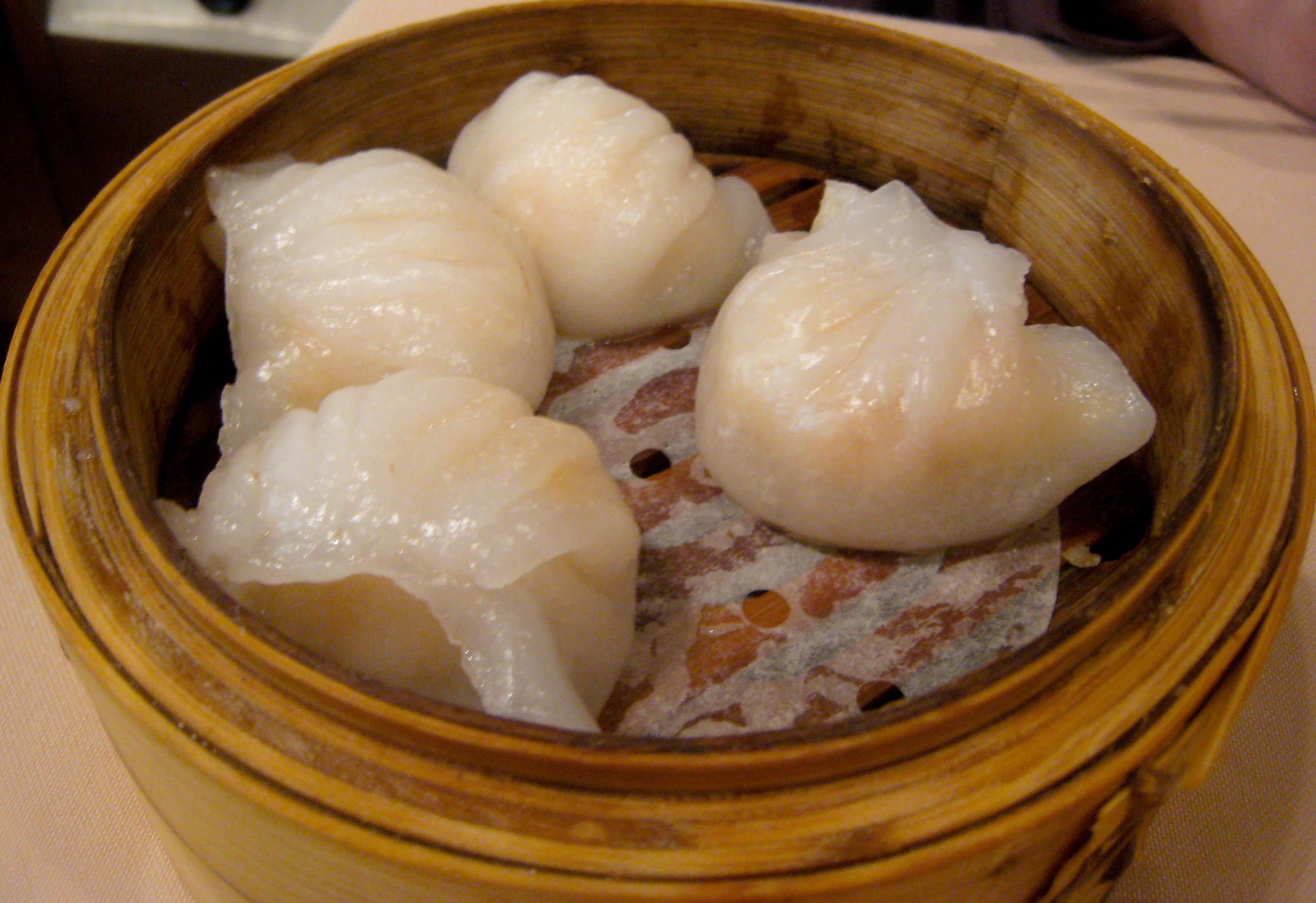 Har Gow or Chinese Shrimp Dumplings Recipe
