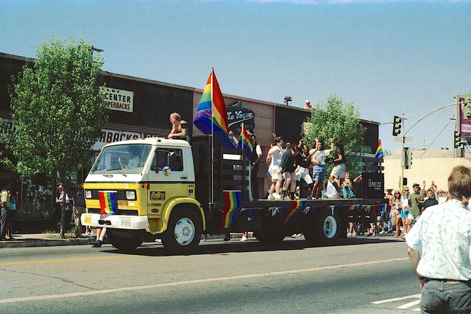 The 1st annual Fresno Rainbow Pride
