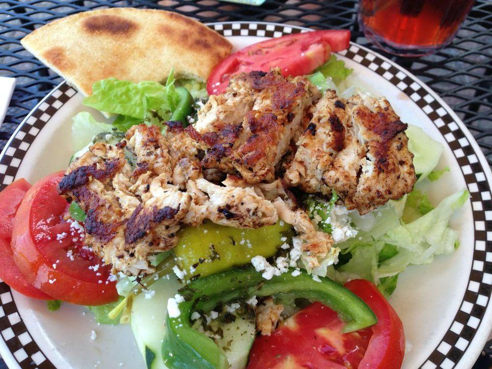 The Best Greek Restaurants in Charlotte