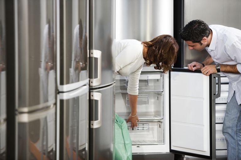 Refrigerator Shopping